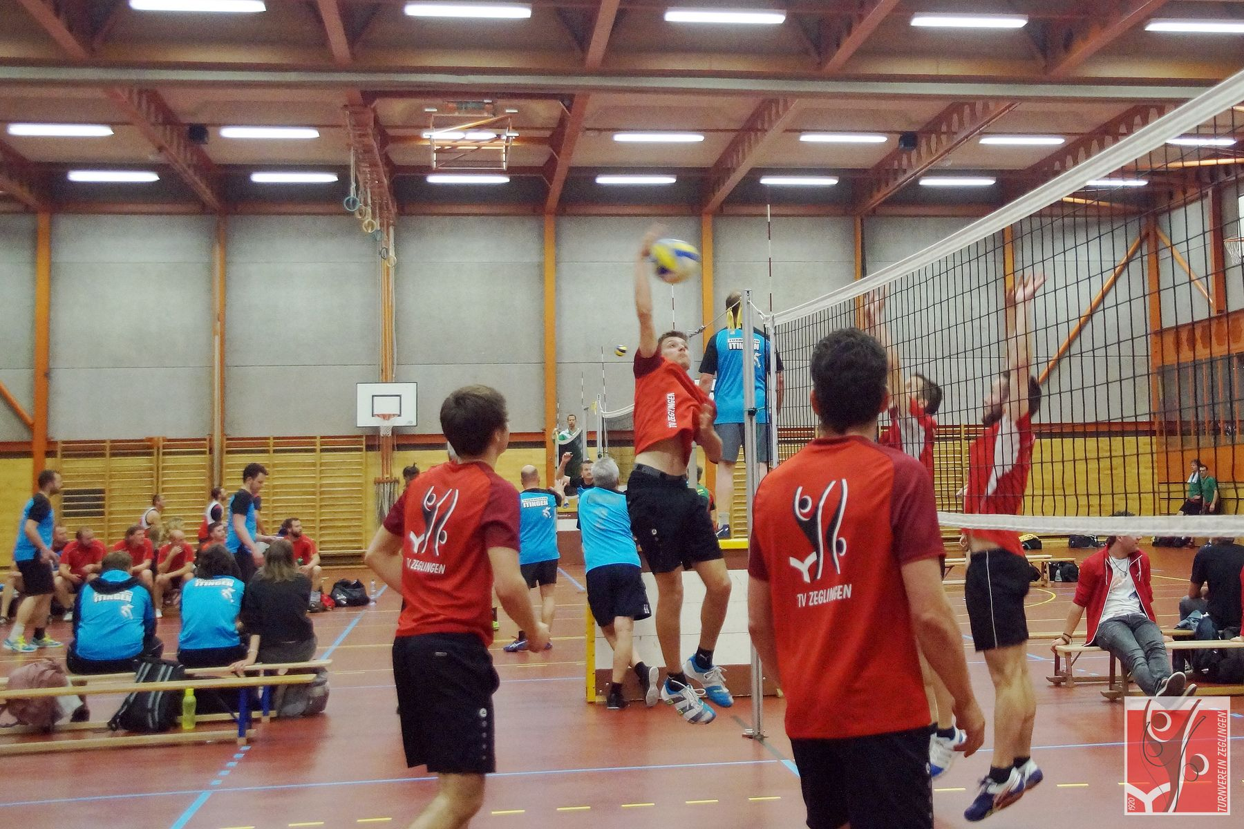Volleyballturnier 2019 3